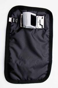 Bucas Chest Extender 12cm Click'n Go Magnetic - Black - Deckenerweiterung