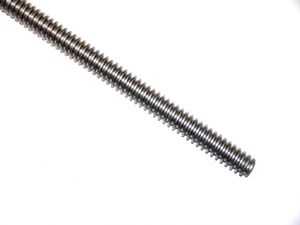 DIVERSE Gewindestange DIN 975 Trapezgewinde TR 18x 4x 1000mm Stahl 1 Stück