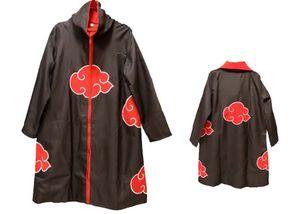 Naruto Akatsuki Kostüm (Größe: M) Größe: M