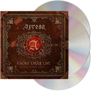 Electric Castle Live And Other Tales (Deluxe Edition) - Ayreon - Mascot  - (CD / Titel: A-G)