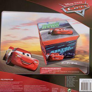 Disney Cars Box Kinder Aufbewarungsbox Spielzeugkiste Spielzeugbox Kiste 50kg