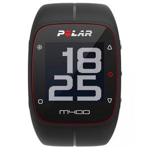 Polar M400 HR Fitness-Armband schwarz