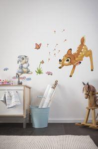 "Komar Deco-Sticker ""Bambi"" 50 x 70 cm, bunt, 14043h"
