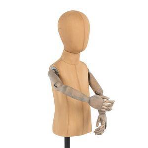 Mannequin Schaufenster Schneider Puppe Figur Büste Baby Hans Boodt Vintage Deko