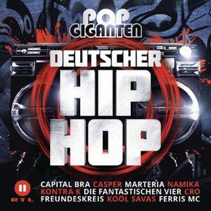 - Pop Giganten - Deutscher Hip Hop -   - (CD / Titel: H-P)