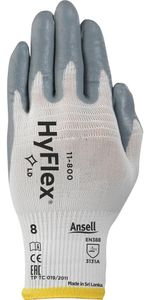 Ansell Handschuh HyFlex 11-800 Gr. 8