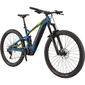 GT eForce Current 29 Zoll E-Bike Mountainbike Fully MTB 29' All Mountain E-Mountainbike, Farbe:deep teal, Rahmengröße:43 cm
