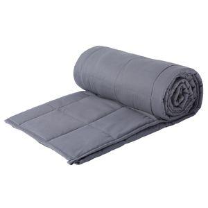 Crenex 9 kg Gewichtsdecke Bettdecken Gewichtete Therapiedecke Weighted Blanket Schwere Decke Sensory 153 x 203 cm