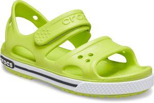 Crocs Crocband II Sandal PS Lime Punch/Black Größe EU 27-28 Normal
