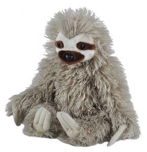 Wild Republic 12257 Faultier Sloth ca. 30cm Plüsch mit Öko-Füllung