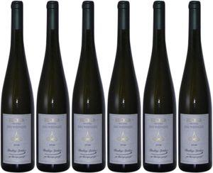 6x Riesling Spätlese Barrique 2014 – Becker - Das Weingut, Rheinhessen – Weißwein