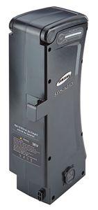 Samsung Ersatzakku Side Click mit Gehäuse für Elektrofahrrad, LI-Ionen 24V/ 10,4 Ah (262 Wh), Ladedauer ca. 4,5 h