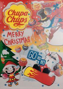 Chupa Chups Adventskalender 210,7g
