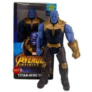 29cm Marvel Thanos The Avengers Infinity War Serie Titan Hero Thanos ActionFigur Figuren Spielzeug Deko Geburtstagsgeschenk für Kinder