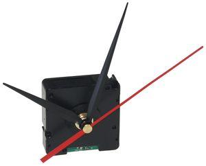 ChiliTec Funk-Uhrwerk DCF mit 3 Zeigersätzen aus Kunststoff