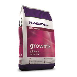 Plagron Grow Mix Erde für die Wachstumsphase 50 Liter