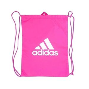 adidas Performance Sportbeutel Performance Logo Gymbag  rosa weiß