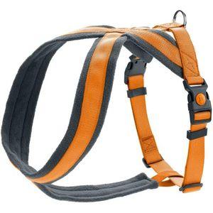 HUNTER Geschirr London Comfort - Größe: L/2 - Ausführung: orange