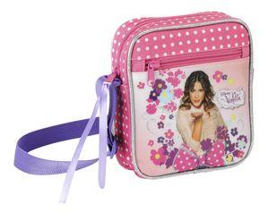 DISNEY VIOLETTA FLOWERS - kleine Handtasche
