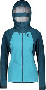 SCOTT SCO Jacket W's Explorair 3L 6650 majolica blue/bright blue S