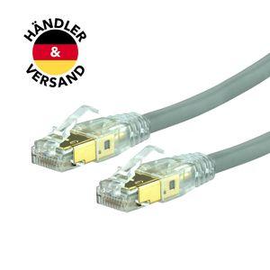 5m CAT-7 Netzwerkkabel Patch-Kabel Lan-Kabel PIMF Ethernet Kabel Gigabit VDSL