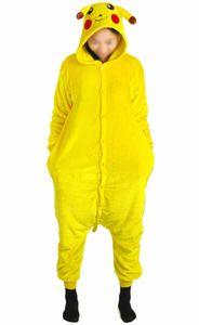 Pokemon Kigurumi von Pikachu   Cosplay Pyjama für Erwachsene