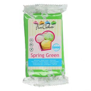 FunCakes Fondant Spring Green 250g