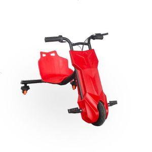 BEEPER Drift Trike Elektrofahrzeug RDT100 - 12V 6,4 Ah - 100W - Rot
