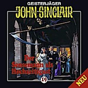 Sinclair,John Folge 19-Der Sensenmann als Hochzeit