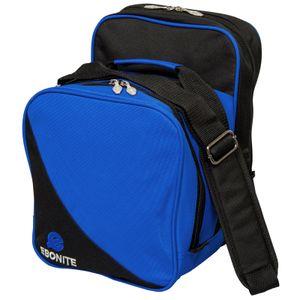 Bowling Ball 1er Tasche Ebonite Compact Bag 113 Blau
