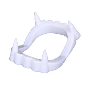 4pcs Halloween Scary Props Realistische Vampirzähne Zähne Dental Fancy Fitness