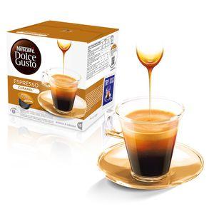 Nescafé® Dolce Gusto® Espresso Caramel, 16 Kapseln