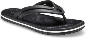 Crocs Crocband Flip Sandalen Damen black Schuhgröße EU 34-35