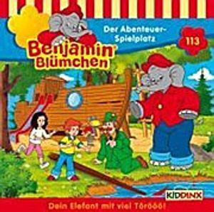 Benjamin Blümchen - Der Abenteuer-Spielplatz (113)
