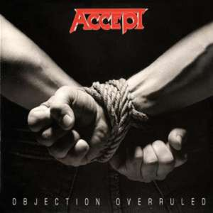 Accept-Objection Overruled