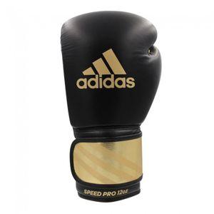 adidas Speed Pro Boxhandschuhe schwarz/gold Größe 18 oz