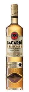 Bacardí Carta Oro Superior Gold Rum Puerto Rico   37,5 % vol   0,7 l