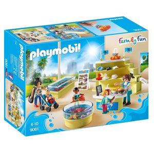 PLAYMOBIL 9061 - Aquarium-Shop
