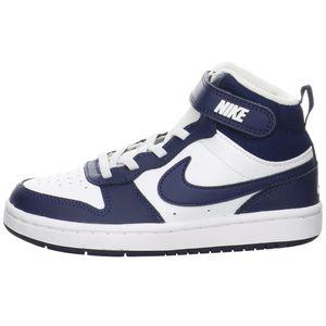 Nike Kinder Sneaker  Synthetik blau 30