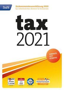 Buhl Data Service tax 2021, Vollversion, Finanzen, Windows 10,leicht zu bedienen