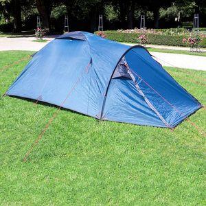 Wanderlust Kuppelzelt/Outdoor Zelt - Ideal für Camping-Einsteiger und Festivalbesucher - 2 Personen