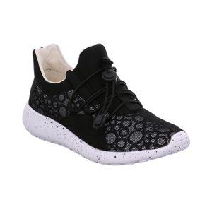 Romika Damen Carry 02 Sneaker 20702-78-100 schwarz, Damen Größen:40, Farben:schwarz