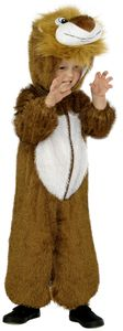 Löwe Kostüm - Kind, Größe:S