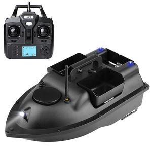 GPS-Fischerkoederboot mit 3 Koederbehaeltern Drahtloses Koederboot mit automatischer Rueckgabefunktion