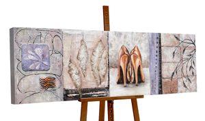"""YS-Art LOFT Acryl Gemälde """"Harmonie"""" LT003"""