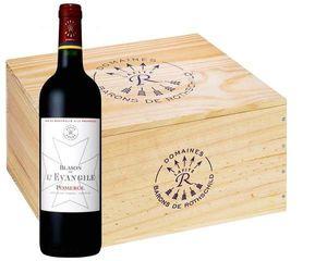Barons de Rothschild Lafite Blason de L'Evangile Pomerol AOP 2016 (1 x 0.75 l)