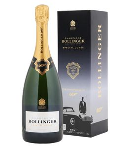 Bollinger Champagner 007