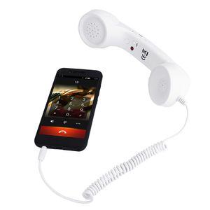 Retro Strahlungssicheres Telefon Handset Telefon Klassischer Empfänger Für iPhone