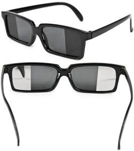Spionbrille Detektiv Spiegel Brille