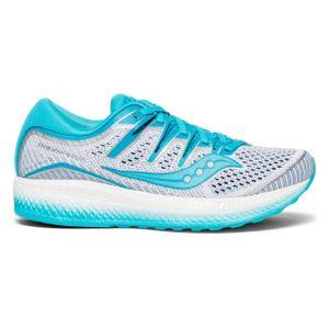 Saucony Damen Laufschuhe Triumph ISO 5 White / Blue 40